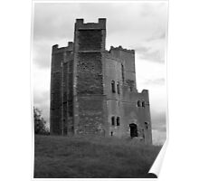 Orford Castle. Poster