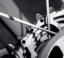 Gears by Victoria Kidgell