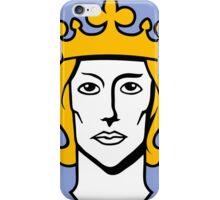 stockholm sverige Swedish king erik iPhone Case/Skin