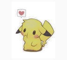 pikachu by milanDG