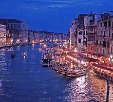 Canale Grande, Venice Italy by artshop77