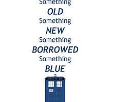 Dr Who Tardis, something old, something new by Winkham