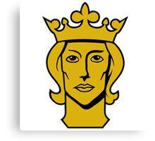 stockholm sverige Swedish king erik Canvas Print