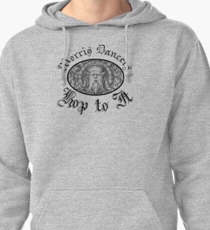 Morris Dancers Hop to It Pullover Hoodie