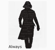 Severus Snape Always. by Merrylin Devenport
