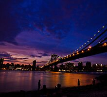 The Night just coming - NYC by sxhuang818