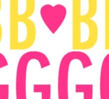 SNSD - GG BB Sticker
