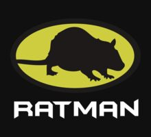 Ratman by Matthew Mitchell