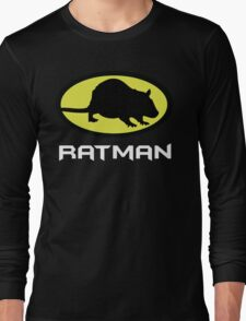 Ratman Long Sleeve T-Shirt