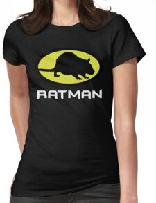 Ratman Womens Fitted T-Shirt