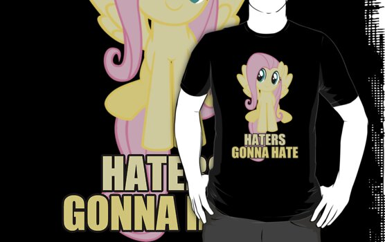 Haters gonna hate by smithy1311