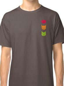 Cat lights Classic T-Shirt