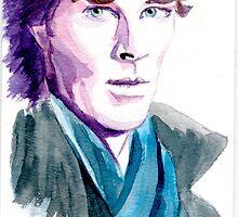 Benedict Cumberbatch, Sherlock by jos2507