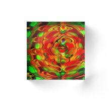 Nuclear Fusion Acrylic Block
