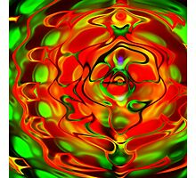 Nuclear Fusion Photographic Print