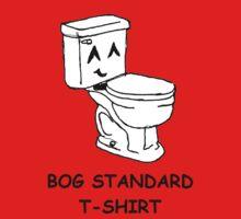 The bog standard T-shirt Kids Clothes