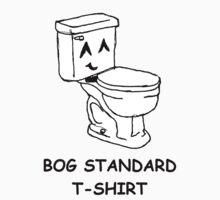 The bog standard T-shirt One Piece - Short Sleeve