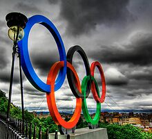 London Olympic 2012   by chaucheong