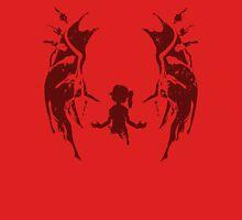 Scarlet Devil (Weathered) Unisex T-Shirt