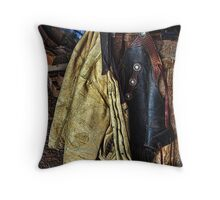 Cowboy Clothes Throw Pillow