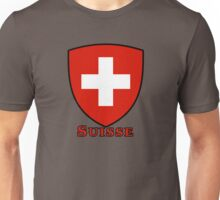 suisse switzerland Unisex T-Shirt