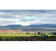 Wide Open Spaces...Drive By Photographic Print