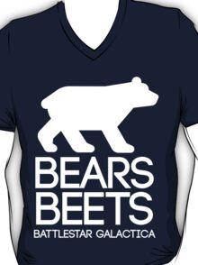 Bears. Beets. Battlestar Galactica. T-Shirt