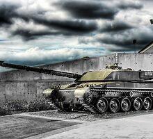 Entrance Tank by William Rottenburg