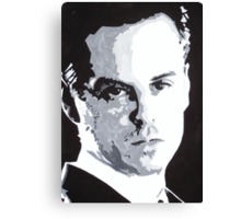 Jim Moriarty Painting Canvas Print