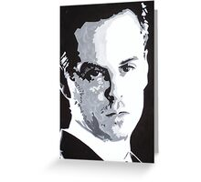 Jim Moriarty Painting Greeting Card