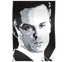 Jim Moriarty Painting Poster