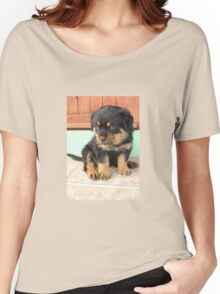 I Don't Need To Be Told I Am Cute ..... Women's Relaxed Fit T-Shirt