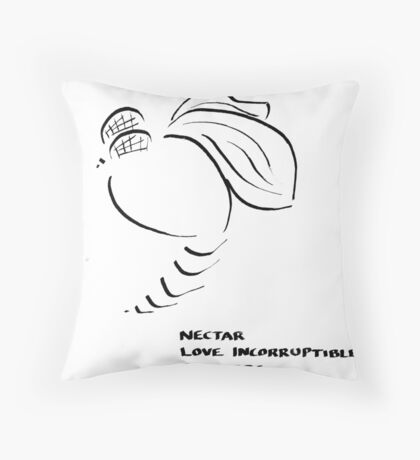 Haiga XV  Throw Pillow