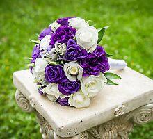 Wedding flowers by Proobjektyva