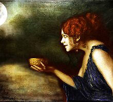 Circe's Midnight Magic by © Kira Bodensted