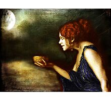 Circe's Midnight Magic Photographic Print