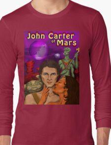 John Carter Of Mars Concept Long Sleeve T-Shirt