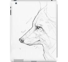 Coyote - Ink iPad Case/Skin