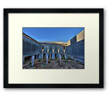 ShearOutback 10 Framed Print