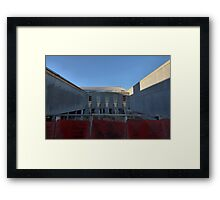 ShearOutback 11 Framed Print