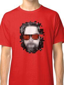 Minecraft Dude Big Lebowski Classic T-Shirt