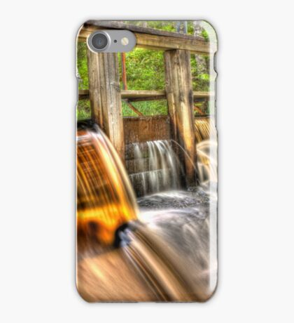 The honey water dam [HDR] iPhone Case/Skin