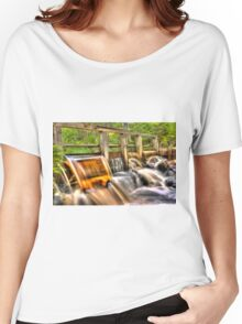 The honey water dam [HDR] Women's Relaxed Fit T-Shirt