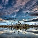 CloudReflections  by Mark Cooper