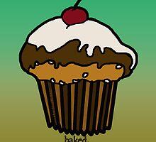 Baked Cupcake by s t u d i o BURKE by Studio Burke