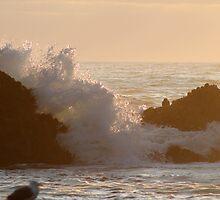 Light Through The Splash by Annie Underwood