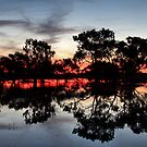 Sunset VI by Mark Cooper