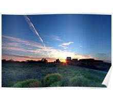 Sunrise VII Poster
