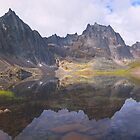 Grizzly Lake and the Tombstones by Yukondick