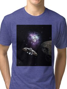 Approaching the Galactic Core Tri-blend T-Shirt